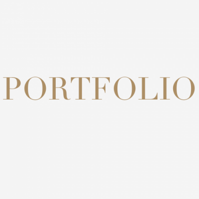 wedding photography portfolio button